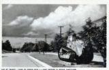 Ace of Hearts--Tank of World War I--Fort Meade postcard