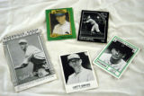 Baseball cards featuring Lefty Grove
