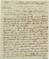 Letter: George Washington to Daniel Carroll, May 17, 1795