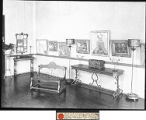 Paintings and Furnishings by Lester D. Boronda exhibition, The Baltimore Museum of Art, 1923