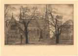 Cator Print 007: Mt. Vernon Place Church, M. E., Baltimore, 1924