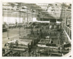 ERCO factory floor, August 19, 1945