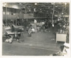 Ercoupes in various stages of assembly, May 11, 1945