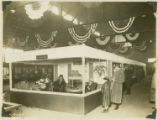 "1926 Frederick County Fair exhibit entitled ""Federation Headquarters"" from the Frederick..."