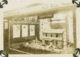 "1925 Frederick County Fair exhibit entitled ""Fairies House of Health"" from the..."
