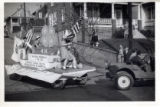 4-H parade float