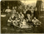 1904 The Country School for Boys baseball team