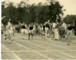 1935 Walter Lord running relay