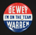 Dewey Warren Button