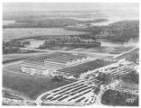 Glenn L. Martin Company Middle River plant and Stansbury Manor housing project on Stansbury Creek,...