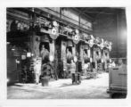 Bethlehem Steel Machines and Workers