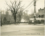 WPA Project Number 14 - View of Beechfield Ave. in Baltimore
