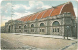 Baltimore, Maryland, ca. 1908 : Fifth Regiment Armory