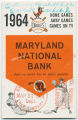 Baltimore Orioles: 1964 home games / away games / games on TV