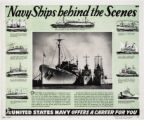 """Navy ships behind the scenes"""