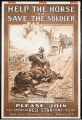 """Help the horse to save the soldier"""
