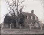 Clifton, an historic house located at Ednor, Montgomery County, Maryland