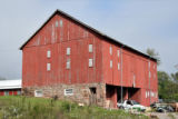 Harry Osborn Barn, Poolsville, MD