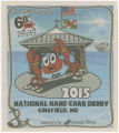 68th Annual Hard Crab Derby and Fair, September 3-6, 2015