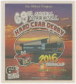 69th Annual Hard Crab Derby and Fair, September 2-4, 2016