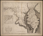 1795 - States of Maryland and Delaware from latest surveys
